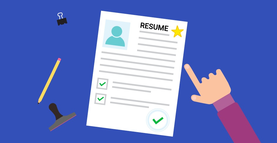 7 signs your resume is just right