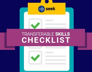 Transferable skills checklist