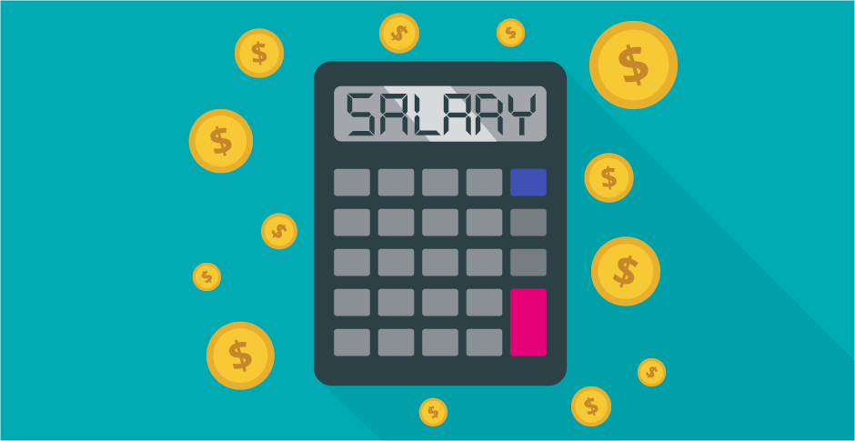 How are salary packages calculated?