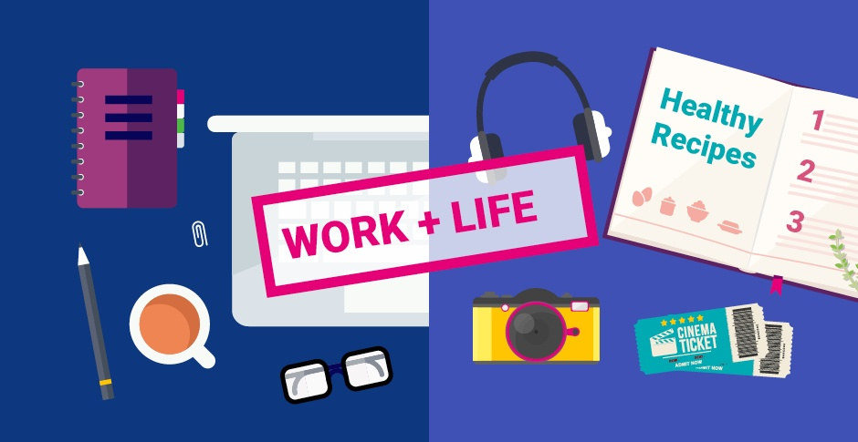 Why you shouldn't be chasing work-life balance (and what you should do instead)