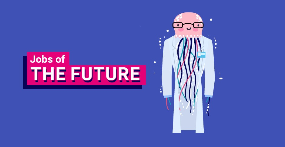 What jobs will be in demand in the future?