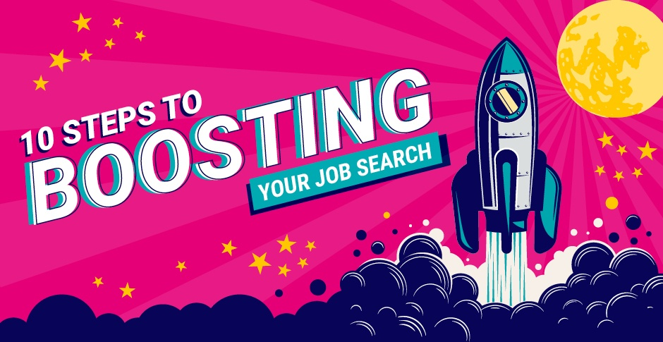 10 ways to boost your job search image