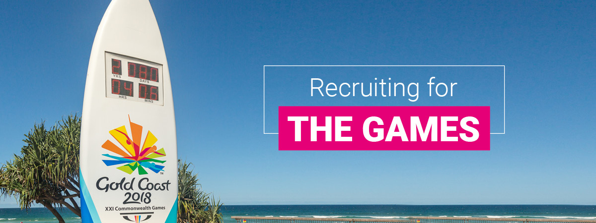 The six principles of the Commonwealth Games recruitment strategy
