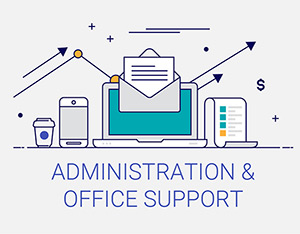 Highest paying jobs: Administration & Office Support