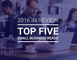 2016 in Review - Top 5 small business reads
