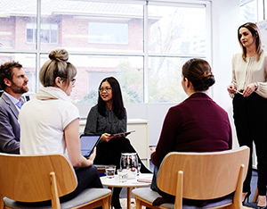 The pros and cons of group interviews