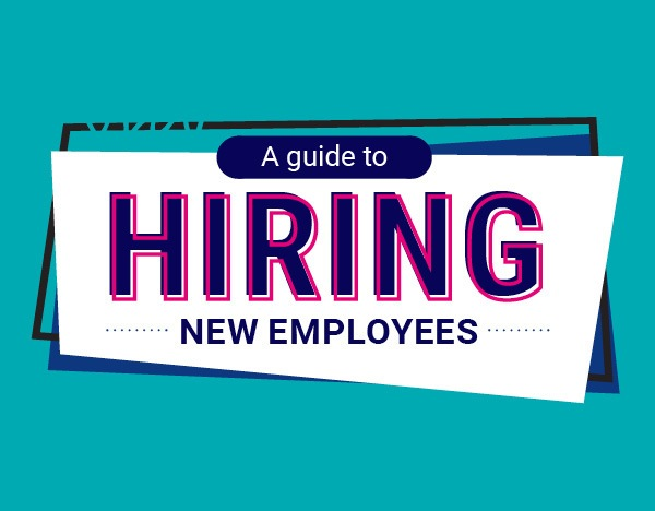 Recruiting? A guide to hiring new employees image