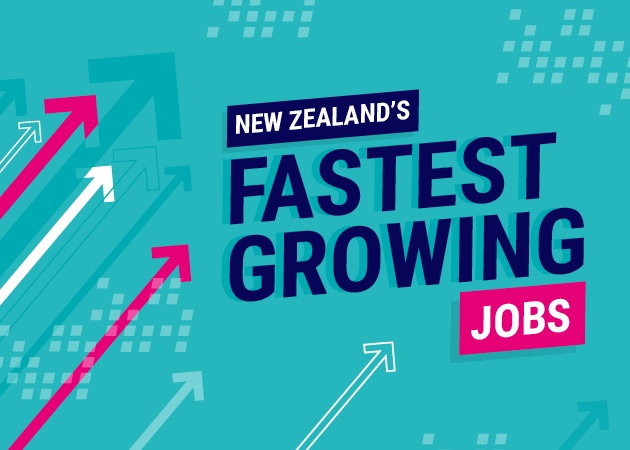 New Zealand's fastest growing jobs image