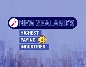 Revealed: New Zealand's highest paying industries