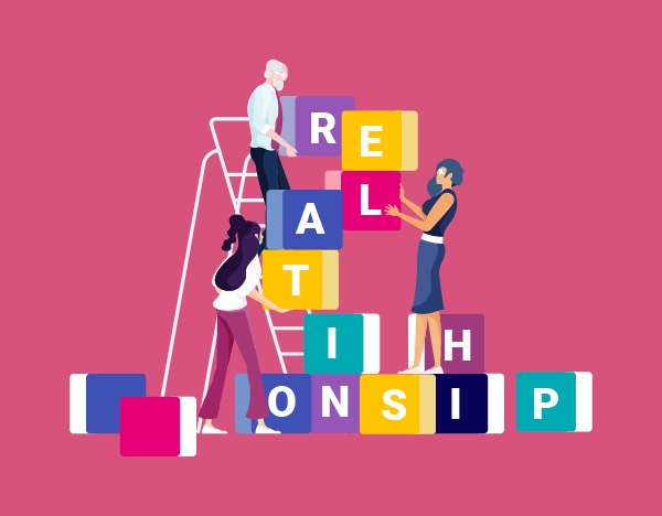 How to build relationships with highly skilled candidates image